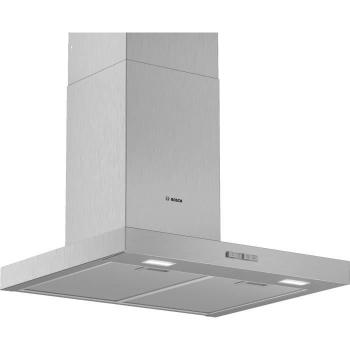 HOTTE DECO MURALE BOX 60 340M3/H INOX BOSCH