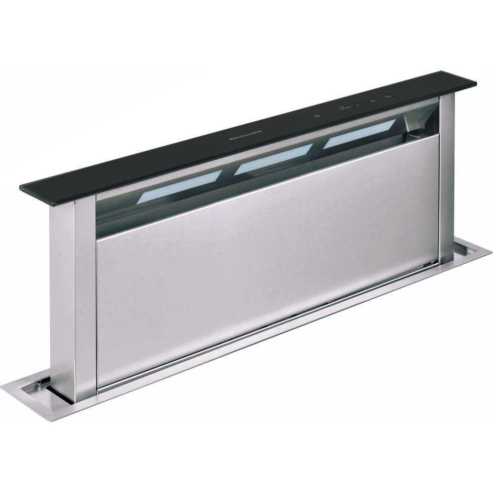 Hotte escamotable 90 cm kebds90020 kitchenaid compressed