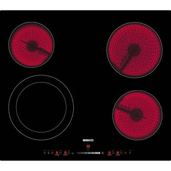TABLE DE CUISSON BEKO HIC64502T