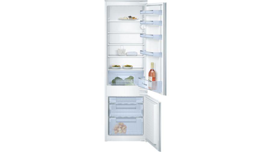 Refrigerateur combine integrable 177 a gliss bosch 2bis
