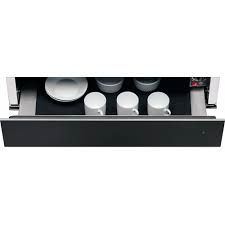 Tiroir chauffe plats kwxxxb14600 en acier inoxydable noir kitchenaid compressed