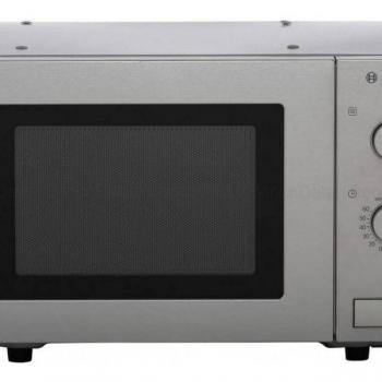 MICRO-ONDES POSABLE 17L SILVER BOSCH