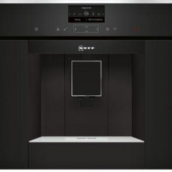 MACHINE EXPRESSO ENCASTRABLE NOIRE HC Neff C17KS61H0