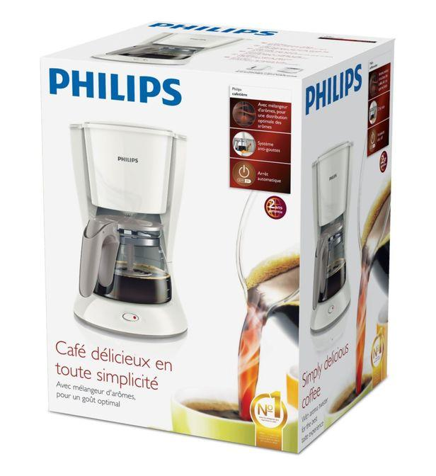 Cafetiere philips hd7461 4