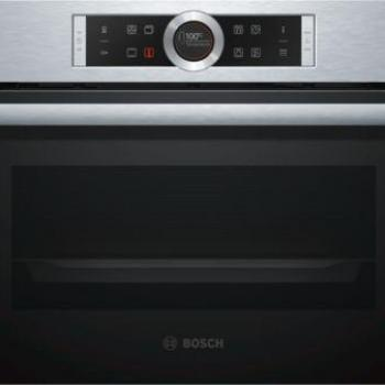 FOUR COMPACT ENCASTRABLE PYRO 47L INOX BOSCH CBG675BS3