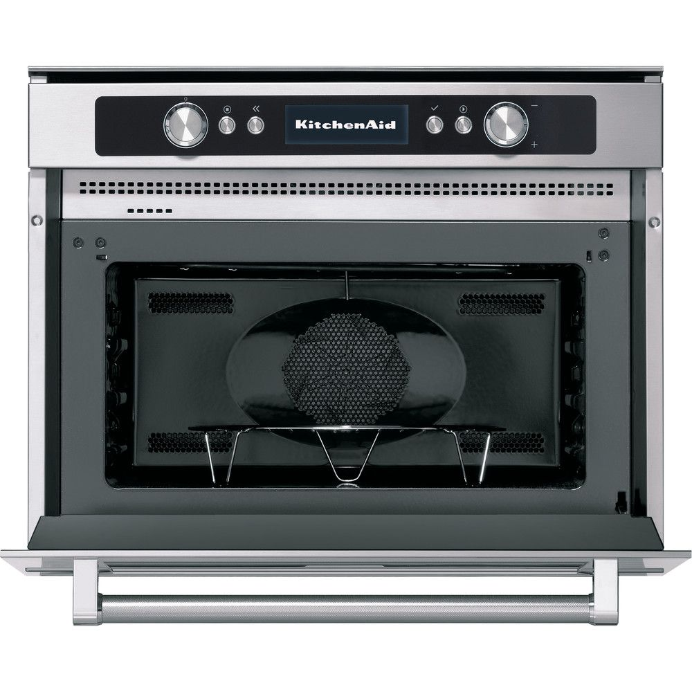 Four a cuisson rapide 45 cm koccx45600 kitchenaid grille compressed