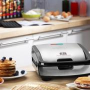 Gaufrier tefal snack collection slider