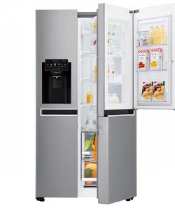 REFRIGERATEUR AMERICAIN LG GSS6611PS