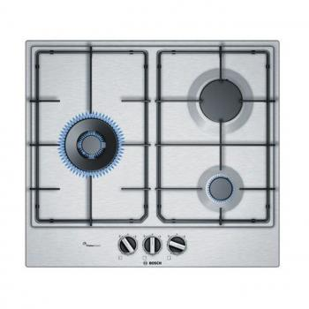 TABLE INOX 3GAZ FLAMESELECT 60CM BOSCH
